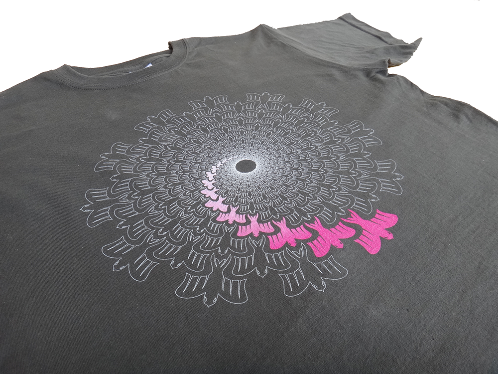T-Shirt-Front-Angle | TESSELLATION ART