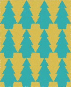 Tessellation with added effects.