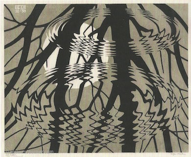 Rippled Surface, 1950