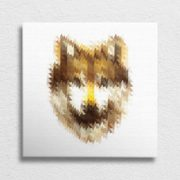 Wolf Head Canvas