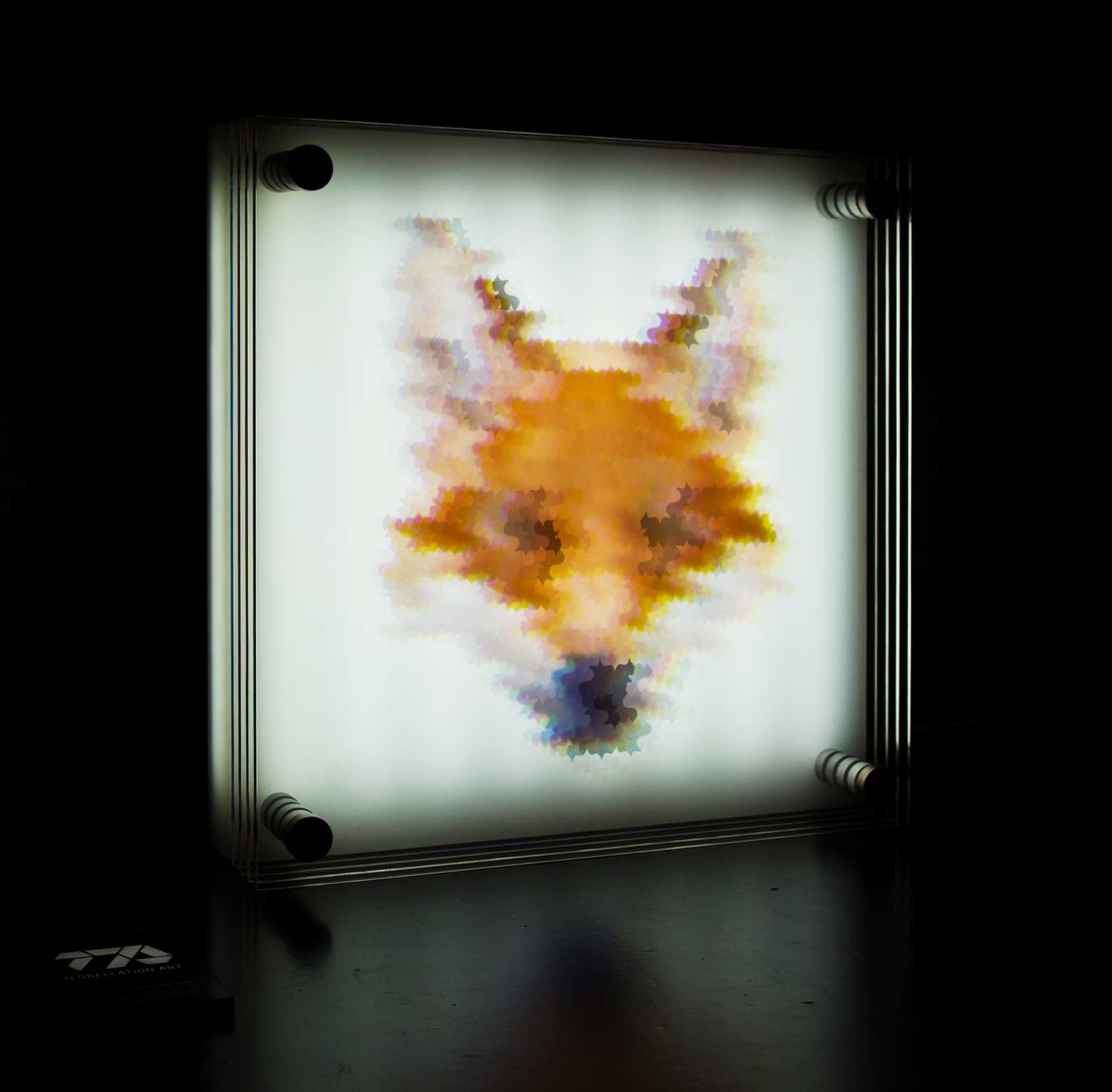 Lightbox: Fox Head